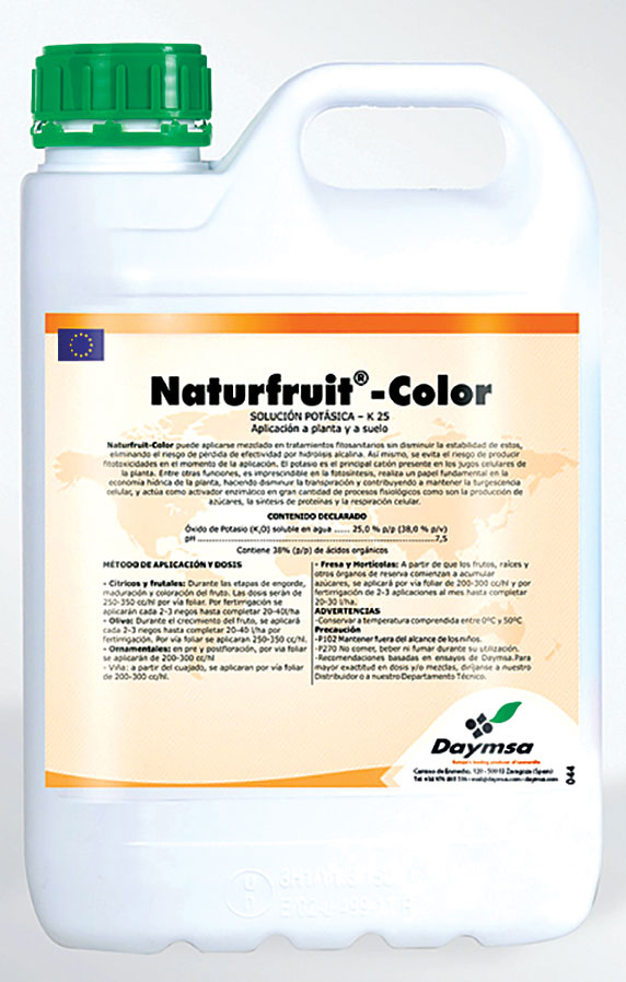 daymsa Naturfruit Color