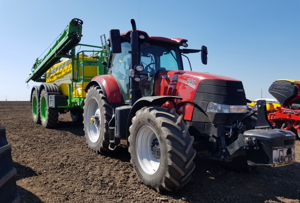 Turul Case IH Agronomic Design 2019