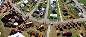 Titan Machinery la Agriplanta 2019